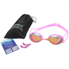 POQSWIM Vanquisher 2.0 Swim Goggle with Mirrored Lens
