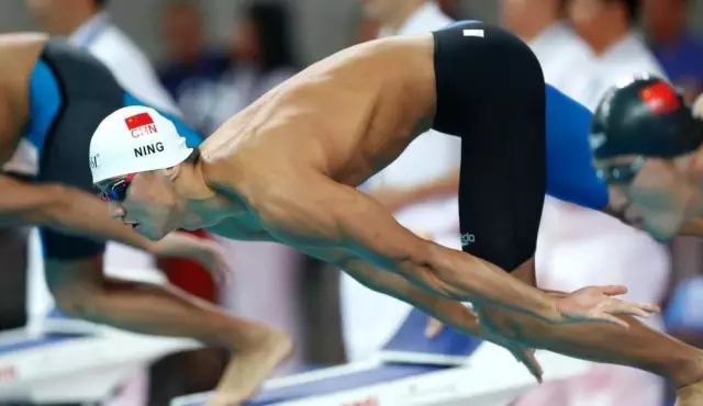 "What is the ""talent"" of swimming masters?"